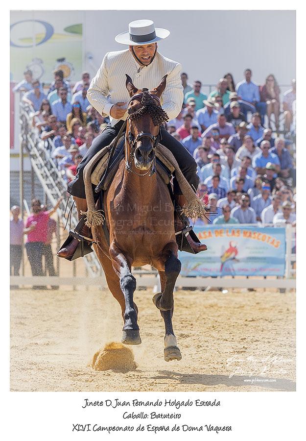 Juan Fernando Holgado con Batuteiro-155104