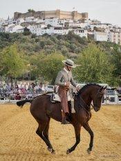 Buenaventura Maestre Soria con Alhambra